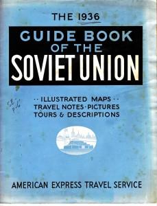 1936 Guide Book