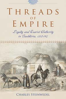 Cover of Threads of Empire